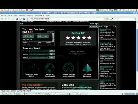 Claro 3G no Mandriva Linux 2009.0