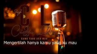 download lagu Cinthia Luhkita - Kamu Yang Aku Mau gratis