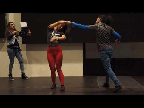 00065 BDF2018 Rianne & Lorenzo ACD ~ video by Zouk Soul