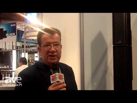 InfoComm 2014: Grund Audio Design Shows GALC9 Line Column