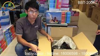 [Babycuatoi.vn] - Hướng dẫn lắp đặt Xe máy điện Trẻ em BBT200XL