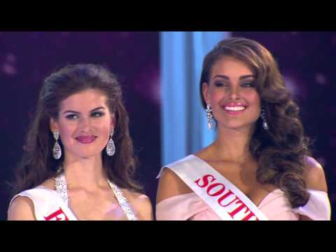 Miss World 2014 - Crowning Moment - SOUTH AFRICA, Rolene Strauss