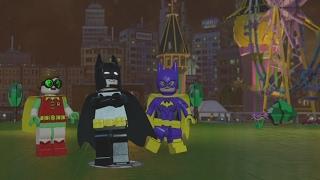 LEGO Dimensions - LEGO Batman Movie World - Open World Free Roam Gameplay