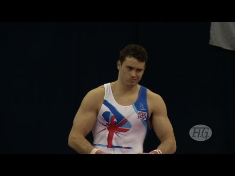 Olympic Qualifications London 2012 -- Kristian THOMAS (GBR)- HB