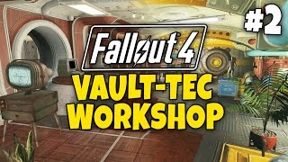 Fallout 4 - The Meat Factory #2 - Human Vault Experiments