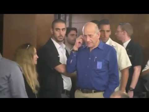 Israel Ex- PM Ehud Olmert Jailed For Six Years For Bribery | Full Coverage