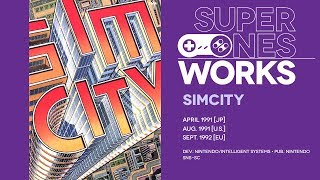 SimCity retrospective: Civic responsibilities | Super NES Works #004
