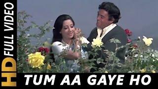 Tum Aa Gaye Ho Noor Aa Gaya Hai | Lata Mangeshkar, Kishore Kumar | Aandhi 1975 Songs | Sanjeev Kumar