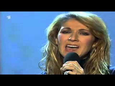 Céline Dion - Goodbye's ( The Saddest Word ) ( Emission Télévisée ) video
