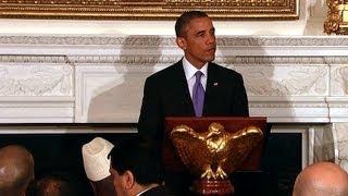 President Obama Hosts an Iftar Dinner 7/26/13