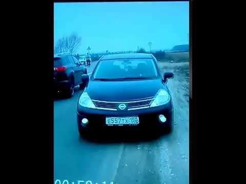 Под климовском  авто  подстава