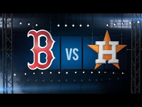 7/23/15: Altuve hits walk-off homer to down Red Sox