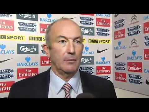 Tony Pulis Post Match Interview: Arsenal vs Stoke 3-1