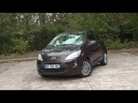 Essai Ford Ka 1.2l 69ch Titanium Plus