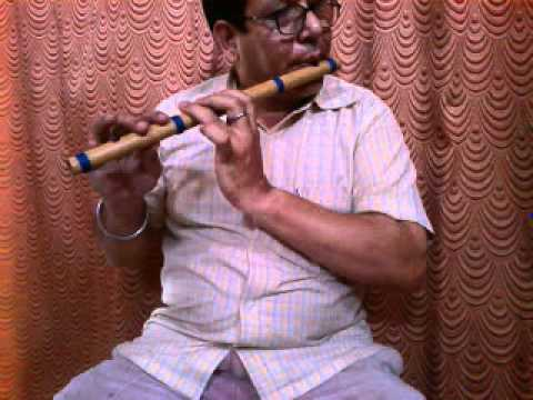 Itna to yaad hai mujhe flute