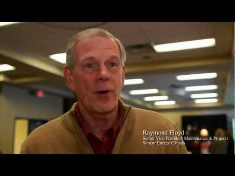 Social Prosperity Wood Buffalo: Raymond Floyd