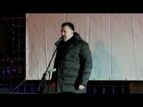 Подвиг Героїв Крут ‒ це чин в ім'я незалежності української держави, ‒ Олег Тягнибок