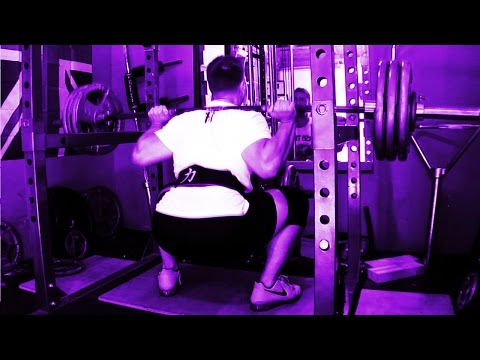 3+ Squat Training 142.5kg x 10 Image 1