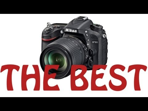 Nikon D7100 is best value Nikon DSLR
