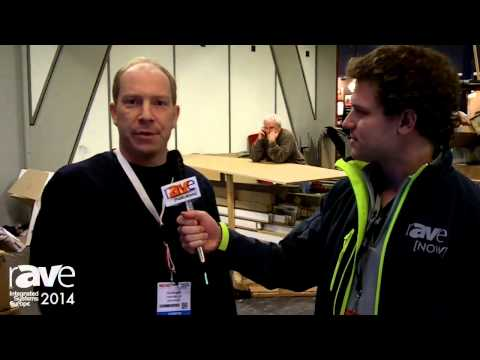 ISE 2014: Russ Interviews Alan Dempster of Canon