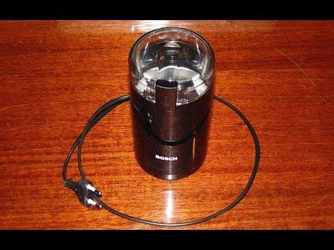Кофемолка bosch ремонт своими руками