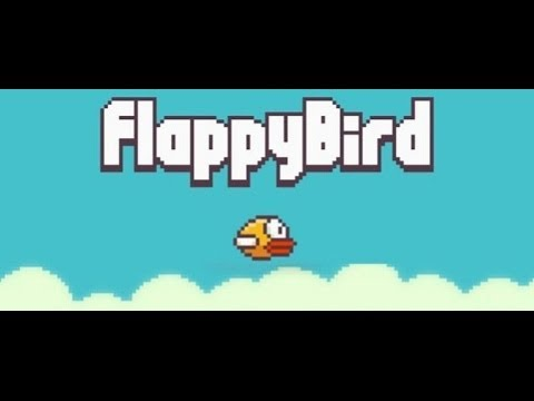 Flappy Bird iPhone App Review and Gameplay Video