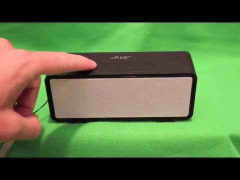 mPULSE GO, Bluetooth Wireless Speaker, Full Review