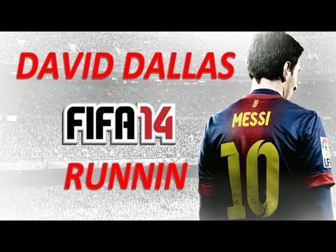 Fifa 14 Soundtrack - Runnin  David Dallas (lyrics) - eman fm video