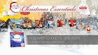 Watch Rosemary Clooney The Night Before Christmas video