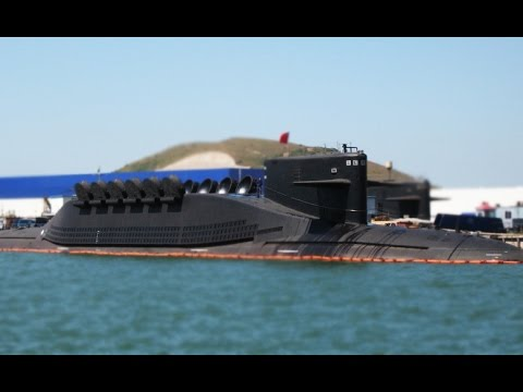 TOP 10 World Nuclear Submarines 2014 (VIDEOs)