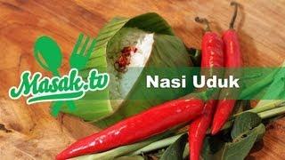 Nasi Uduk - Coconut Milk Steamed Rice | Resep #034