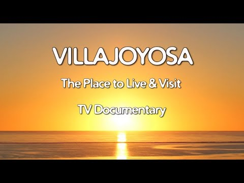 Costa Blanca Movie Villajoyosa TV Documentary 2017 The Place To Live & Visit (17 min)