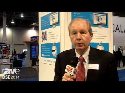 DSE 2014: Wondersign Talks About Its Cloud-Based Technology for Integrators