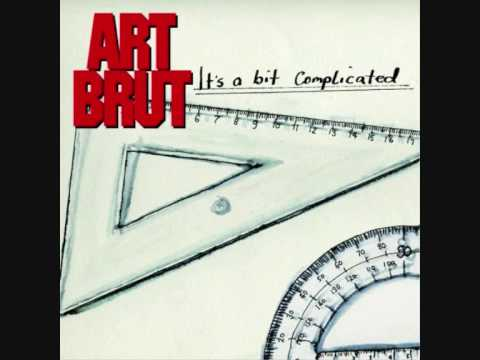 Art Brut - Post Soothing Out