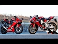 2017 Honda CBR1000RR and CBR1000RR SP Track Test - Cycle News