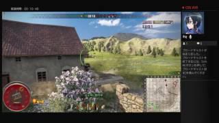 World of tanks  PS4版 カイジュー目指して