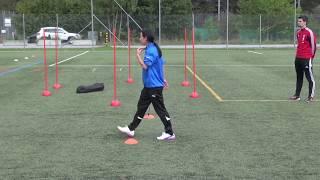 BFV U13 Training