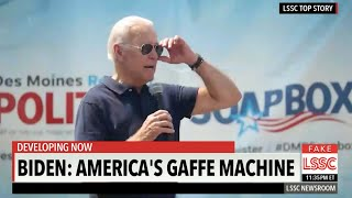 Hey Uncle Joe: You Need Gaffely