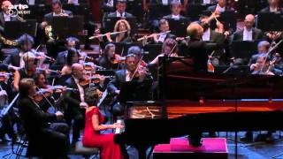 Khatia Buniatishvili Plays Piano Concerto No 2 By S Rachmaninov