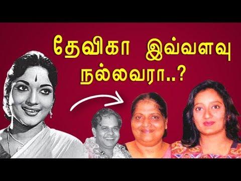 Kanaka- வின் அம்மா Devika பற்றிய சுவாரஸ்ய தகவல்கள் thumbnail