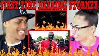 STORMZY - SHUT UP REACTION | STORMZY - 4PM IN LONDON REACTION | MY DAD REACTS