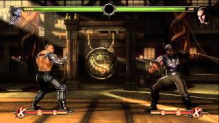 MK9 | Kabal Anti Wakeup Tech