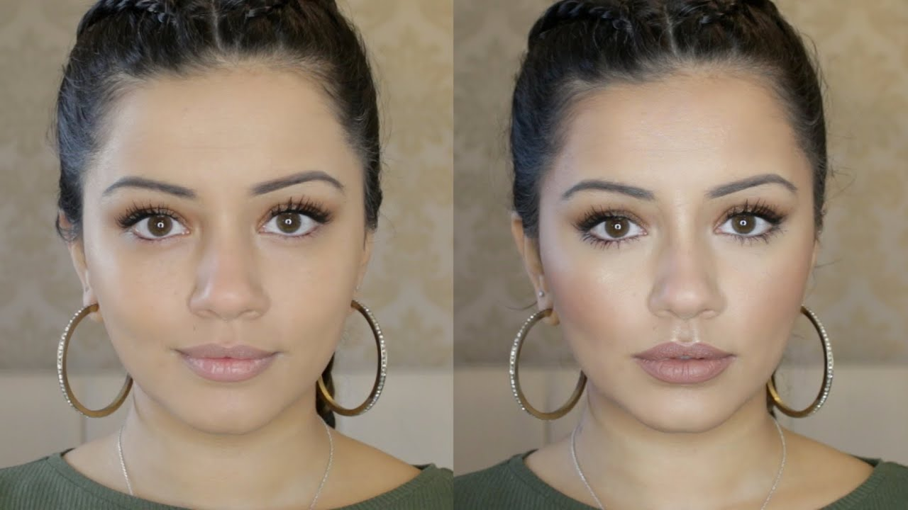 HOW TO: Cream Contour + Highlight Routine | Kaushal Beauty