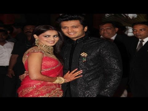 Wedding Party Of Ritesh Deshmukh & Genelia DSouza