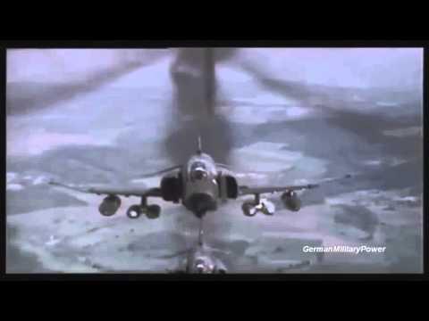 F-4 Phantom II   Farewell   Luftwaffe   German Air Force   HD