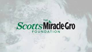 The Scotts Miracle-Gro Foundation presents The George Barley Water Prize
