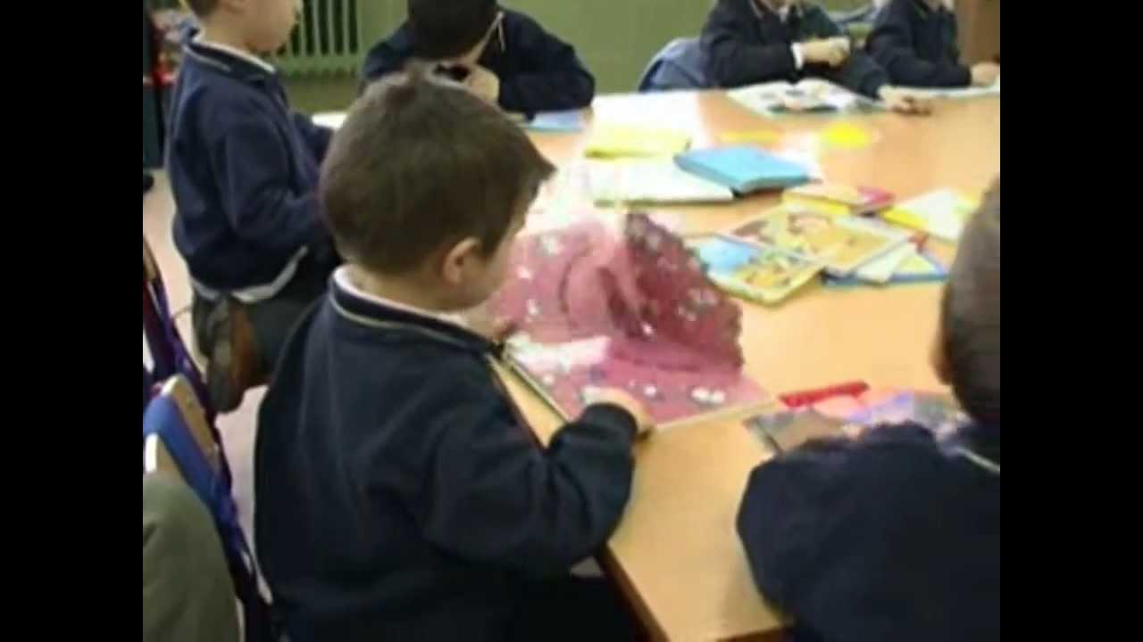 Crear la biblioteca de clase experiencia educativa con for Carpetas para jardin de infantes