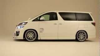 VELLFIRE(ヴェルファイア)-Z/ZR 2012MODEL 360°VIEW  by TOMMYKAIRA JAPAN
