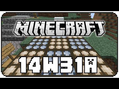 Minecraft Snapshot 14w31a La 1.8 se acerca esta vez es cierto