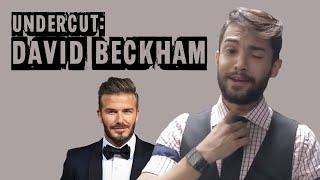 Tapa na Cara - Undercut (David Beckham)
